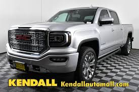 New 2018 GMC Sierra 1500 Denali 4WD In Nampa #D481510 | Kendall At ...