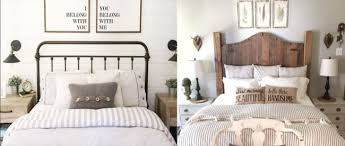 39 Decorating Farmhouse Master Bedroom On A Budget