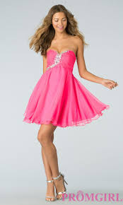 short pink dresses for prom vosoi com