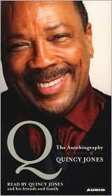 Title Q The Autobiography Of Quincy Jones 4 Cassettes Author