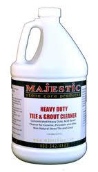 majestic tile grout heavy duty cleaner m3 technologies inc