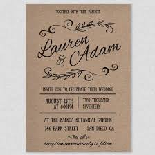 Rustic Wedding Invitation Templates Check Our Alluring To Use As Reference 4