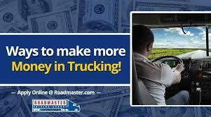 100 Las Vegas Truck Driving School Ways To Make More Money In Ing Roadmaster Drivers