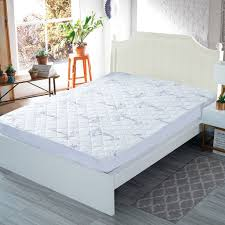 vinyl plastic fitted mattress bed cover sheet