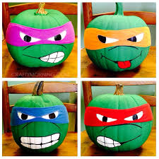 Ninja Turtle Decorations Nz by Here Are Some No Carve Pumpkin Ideas That Kids Will Love Instead