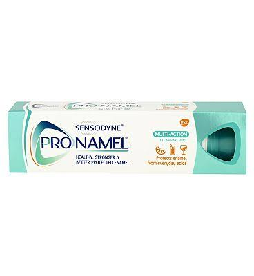 Sensodyne Pronamel Enamel Care Toothpaste Multi-Action - 75ml