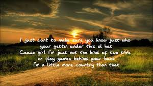 Country Lyrics Quotes About Life Song Wallpaper Wallpapersafari