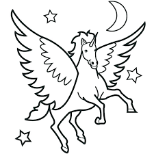 Printable Unicorn Coloring Pages Page Free Wonderful Pictures Of Unicorns