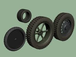 3D WWII Truck Wheels And Tyres | CGTrader Truck Wheels Rims Aftermarket Sota Offroad Raceline Suv Moto Metal Application Wheels For Lifted Truck Jeep American Racing Ar914 Tt60 Truck 1pc Satin Black With Adv1forgedwhlsblacirclespokerimstruckdeepdishh Adv1 Avytruckwheels Heavy Vehicles Magliner Gemini Jr Convertible Hand Gma16uaf Bh Photo Eagle Alloys Series 1128 Matte American Wheel Shop 1997 Budd 245 Alum A Western Star Trucks 4900ex For Sale Bright Pvd Sema 2017 Weld Racing Expands Line Of Xt 4 Chrome Dodge Ram 1500 17 Skins Hub Caps 5 Spoke Alloy