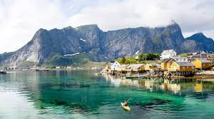 100 Homes For Sale In Norway S Coastal Properties Scale New Heights Financial Times