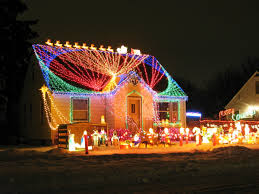 enchanting outside christmas light ideas outdoor decorating with
