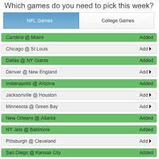 fice Pool Picks For Football & March Madness
