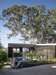 100 Bark Architects Two Tree House By Design Design Raid
