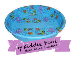 Alternative Uses For Kiddie Pools
