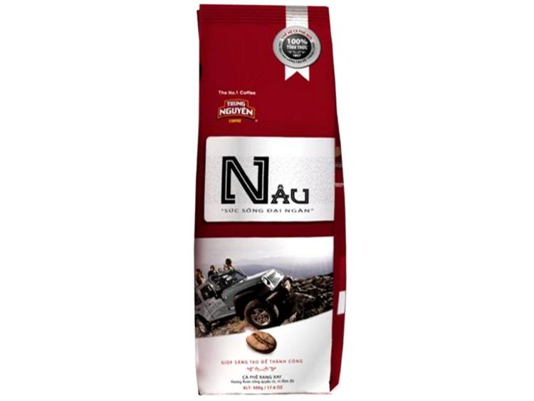Trung Nguyen S Special Vietnamese Roasted Ground Coffee - 3.5oz