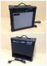 s g in Guitar Amplifiers
