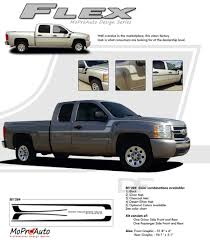 Flex Body Side Vinyl Graphic Stripes Decals 2000-2018 Chevy ... Chevy Silverado Decals Redbull Theme Youtube Free Shipping 1pc Compass Sticker Decal Vinyl Off Road 4x4 For Land Personalized Just Hitched Western Wedding Truck Decoration Decal Dino Headlight Scar Kit Ford Cars And Vehicle Lowered Accelerator 42018 Silverado Graphic Side Stripe 3m Drag Racing Nhra Rear Window Nostalgia Decals Car Styling 2 X Chevy Z71 Off Road Chevrolet Graphics Body Product Military Army Usmc Globe Stripes Bed Side Stickers For Front Best Resource 42015 1500 Rally Plus Edition Style Jacked Up With Stacks Great