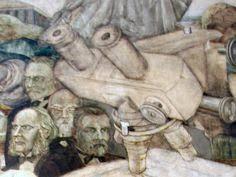harlem hospital wpa murals the wpa in harlem iraas columbia