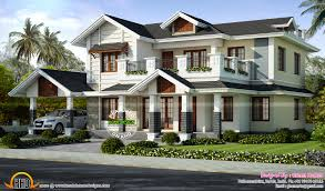 2446 Sq Ft Villa Exterior Kerala Home Design And Floor Plans ... June 2016 Kerala Home Design And Floor Plans 2017 Nice Sloped Roof Home Design Indian House Plans Astonishing New Style Designs 67 In Decor Ideas Modern Contemporary Lovely September 2015 1949 Sq Ft Mixed Roof Style Ultra Modern House In Square Feet Bedroom Trendy Kerala Elevation Plan November Floor Planners Luxury