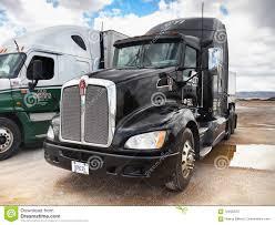 100 Old Semi Trucks Big America Editorial Photography Image Of