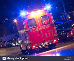 100 Emergency Strobe Lights For Trucks Rescue Car With Flashing Lights Stock Photo 111839008 Alamy