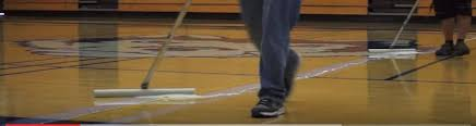 preventing cloudy or milky finishes while burnishing a floor