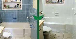 reglaze bathroom tile