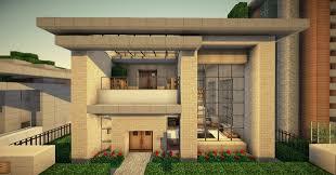 Minecraft Modern Bathroom Ideas by Minecraft Small Modern House Fabulous Designs Home Design Ideas