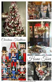 Publix Christmas Tree Napkin by Christmas Traditions Home Tour