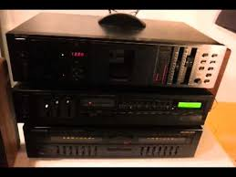 Nakamichi Tape Deck Bx 2 by Nakamichi Bx 300 Tape Deck Video 2 Youtube