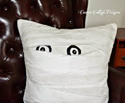 Pottery Barn Decorative Pillow Inserts by Cameo Cottage Designs My Pottery Barn Mummy Decorative Pillow