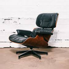 Eames Rosewood Lounge Chair Rosewood Eames Lounge Chair By Herman Miller And Vitra Fniture Black Leather Swivel Replica With Charles Dark Brown White Icf For Vintage Lounge Chair 60s Style Stool Original Model Rare 670 Ottoman 671 Cognac And Polished Sides Black Rosewood Classic Ea670