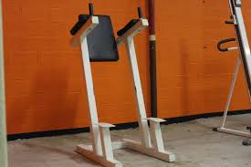 Abs Roman Chair Knee Raises by Vkr Vertical Knee Raise Used