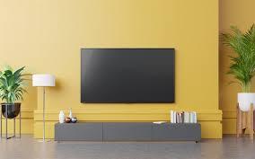 herunterladen hintergrundbild großer fernseher im wohnzimmer