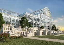 100 Richard Paxton THE CRYSTAL PALACE On Los Andes Portfolios