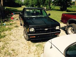 100 Trade Truck For Car Best Wanting To My A Its A 1993 Chevy S10 Only