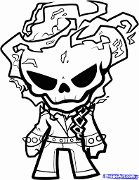 Ghost Coloring Page Whataboutmimi