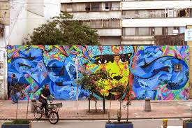 Famous Graffiti Mural Artists by Bogota Street Art U2013 How And Why It Became A And Vivid Scene