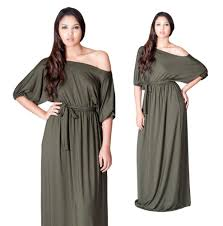 plus size long maxi dresses with sleeves