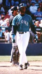 1990 Upper Deck Ken Griffey Jr by Ken Griffey Jr Played For The Tacoma Rainers Before He Played For
