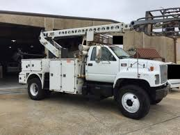 Gmc 7500 Bucket Trucks / Boom Trucks For Sale ▷ Used Trucks On ... Used Bucket Trucks For Sale Big Truck Equipment Sales 1996 Forestry For Sale 3116 Cat Diesel6 Speed Manual Hiranger Xt60 And Hopper Bottom Grain Trailers Aerial Lifts Boom Cranes Digger 75 Foot Forestry Bucket Truck Tristate In Virginia Equipmenttradercom Elevator Youtube 1987 Intertional S1700 Asplundh 55 Ft Dump 2008 Freightliner With Liftall Crane