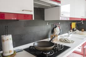 credence cuisine a coller magnetique ardoise choosewell co
