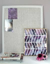 DIY Purple Room Decor