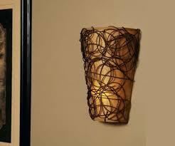 wall lights design best interior wireless lighting brass sconce