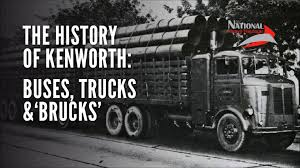 The History Of Kenworth- Buses, Trucks And 'Brucks' - Video Dailymotion Chevrolet Pressroom United States Images History Of Chevy Delivery Trucks Uncategorized Shealy Truck Center About Our The The Trans Pennine Run A Photographic American First Pickup In America Cj Pony Parts Vintage Review Popular Science Tests 1965 Dodge And 2 G55 O1 1916 32 Convoy German Trucks Wwi C World Ram Tynan Motors Car Sales Service Utility Bodies For Photo Image Gallery Renaultberliet History Renault Museum France Steemit Soviet Union Definitive Brs