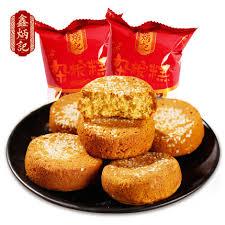 cuisine de a炳 红枣糕鑫炳记红枣味杂粮糕1200g整箱山西特产早餐食品传统糕点 tmall com天猫