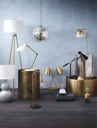 Target Floor Lamp Brass by The New Target Fall Style Collection Emily Henderson