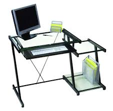 Walker Edison 3 Piece Contemporary Desk Multi by Interior Unusual Computer Desk Design Inspiration With