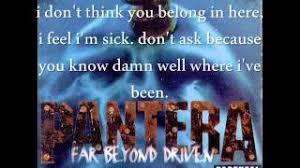 lagu shedding skin far beyond driven pantera mp3