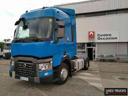100 Used Trucks Ma Tractor Renault T Euro 6 By Renault